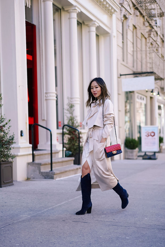 aimee_song_of_style_tibi_coat_ralph_lauren_dress